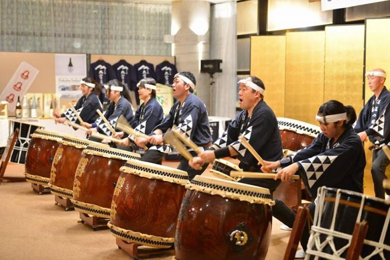 "Drumming&#038;Sake Goryu Night 2016<br>""E-zura い~ずら白馬五竜"" 〔2016/1/12〕"