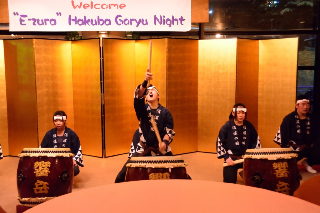"Drumming&#038;Sake Goryu Night 2016<br>""E-zura い~ずら白馬五竜"" 〔2016/1/19〕"