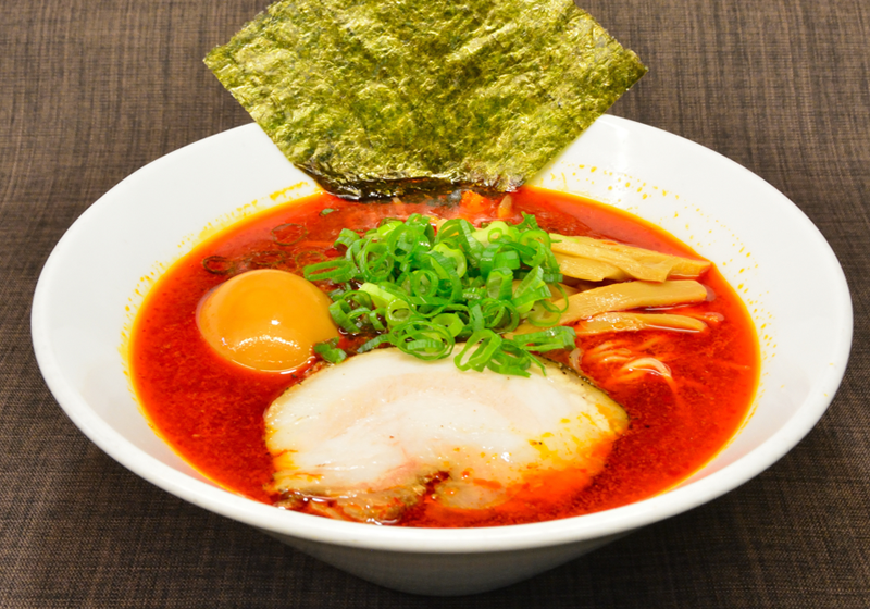 Red Devil's Ramen (Spicy)